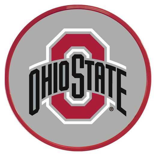 "OS-230-01: GI 17"" Team Disc Wall Sign-Primary Logo, Ohio St"