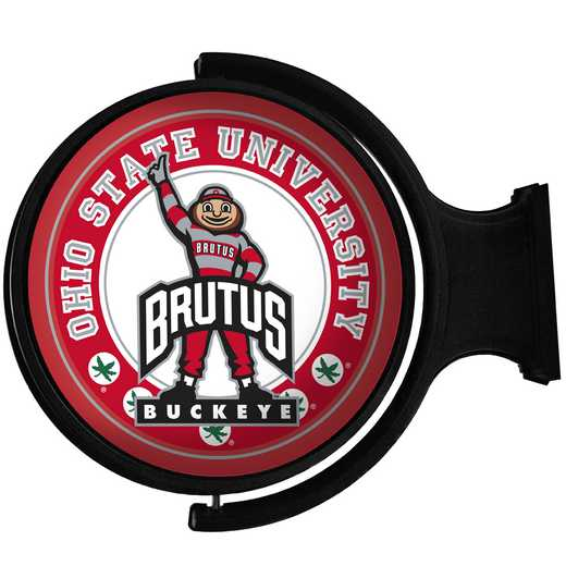 OS-115-02: GI Rotating  - Round-Bubble-Brutus, Ohio St