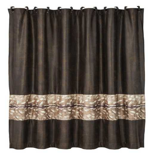 NL1732SC: HEA Axis Design Shower Curtain