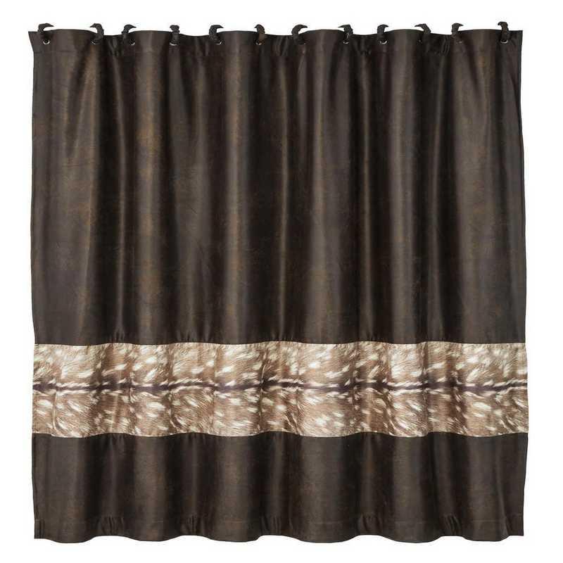 NL1732SC: HEA Axis Design Shower Curtain