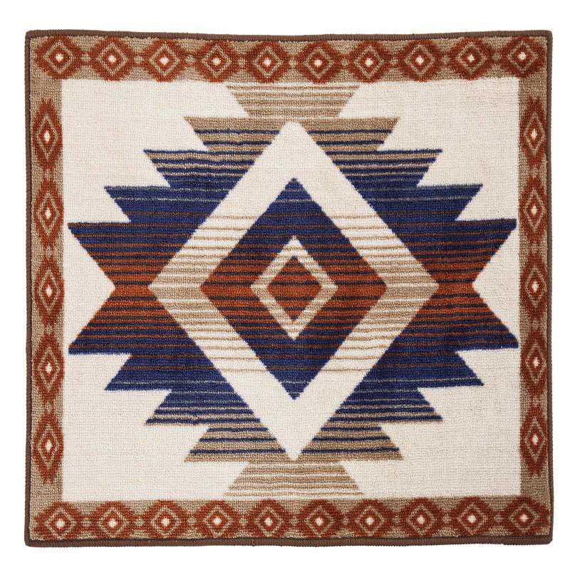 BW3516: HEA AztecInspiredRug -24x36