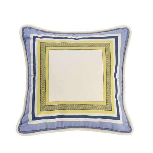 LK1681P2: HEA Beuford Striped Square Pillow