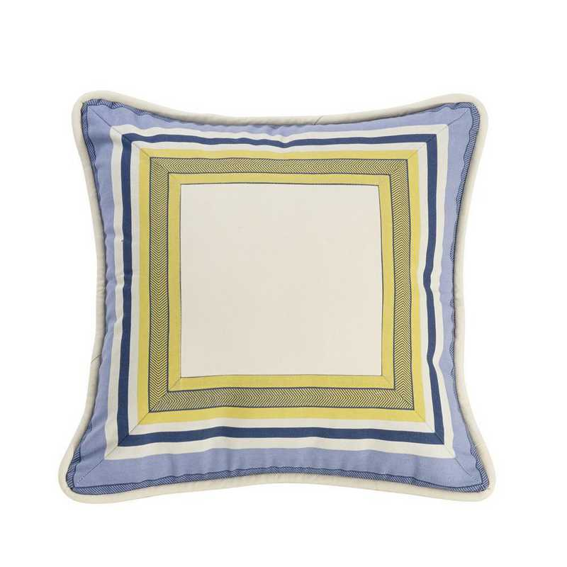 LK1681P2: HEA Beuford Striped Square Pillow