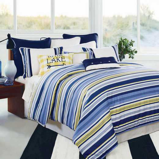 LK1681-SQ-OC: HEA 4pc Beuford Bedding Set - Queen