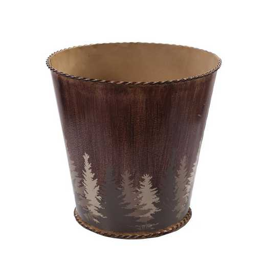 WB1763: HEA Clearwater Pines Waste Basket