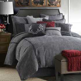 HiEnd Accents Hamilton Bedding Set