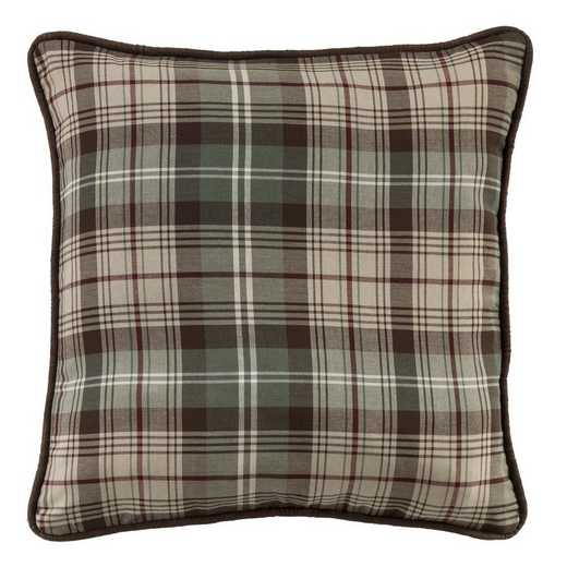NL1731P4: HEA Huntsman Pinecone Envelope Pillow 12x22