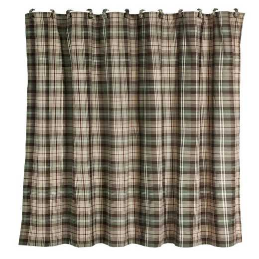 NL1731SC: HEA Huntsman Shower Curtain