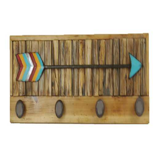 WD2408: HEA Large Arrow with Knobs Wall Hanging