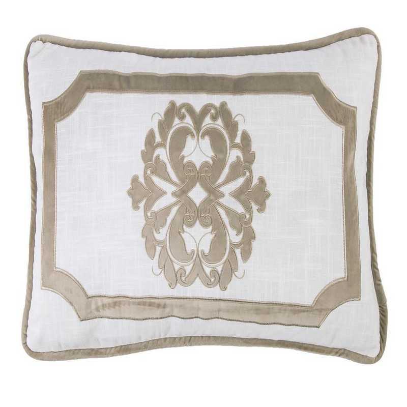 FB1755P1-OS-OM: HEA Madison Oblong Linen Pillow