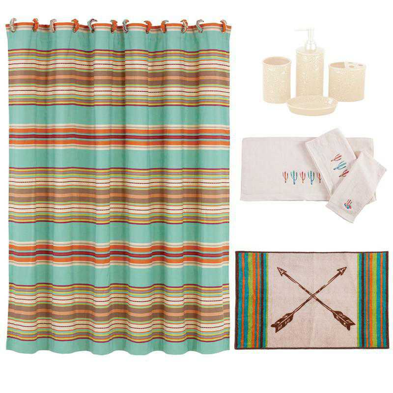 LF1753: HEA Serape 21PC Bath