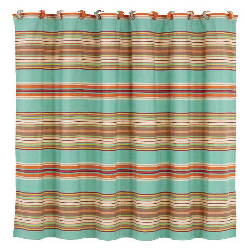 WS1753SC: HEA Setrape Shower Curtain