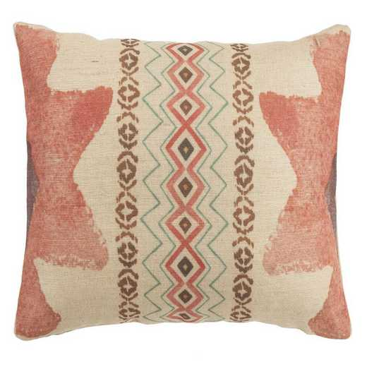 PL1816: HEA Sedona PK End Star Pillow - 11x19