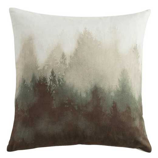 NL1733P5: HEA Watermark Tree Pillow - 18x18