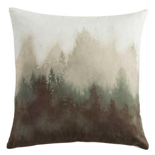 NL1733P5: HEA Watermark Tree Pillow - 18x18