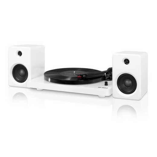 ITUT-420-WHT: IT Victrola Modern Record Player with BT, White