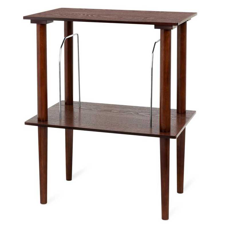 VA-30-ESP: Victrola Wooden Stand with Record Holder