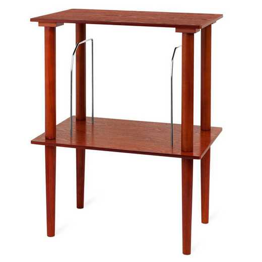 VA-30-MAH: Victrola Wooden Stand with Record Holder