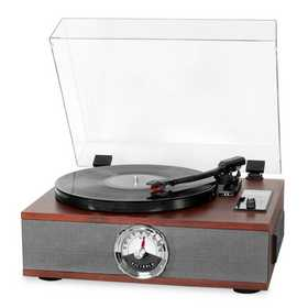 VTA-60-ESP: IT Victrola 5-in-1 Wood BT Record Player - Expresso