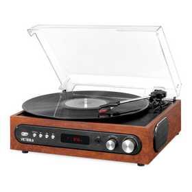 VTA-65-MAH: IT Victrola All-in-1 BT Record Player, Mahogany