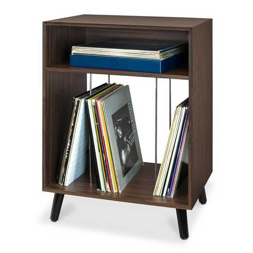 VTA-270S-ESP: IT Victrola's Entertainment Stand with Record Holder