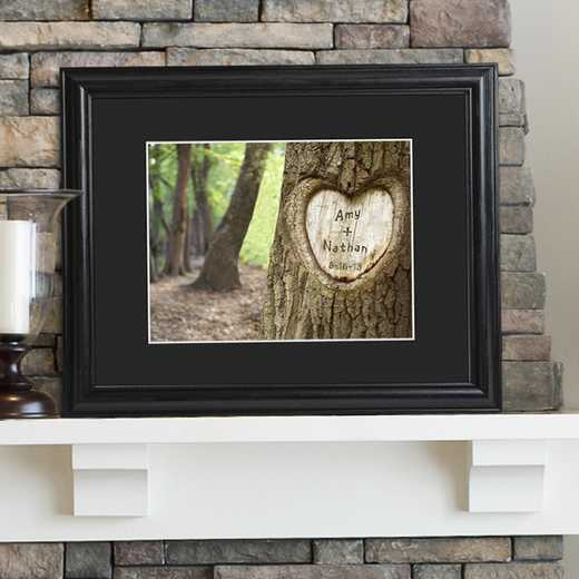 GC715: JDS FRAMED TREE OF LOVE-PERS