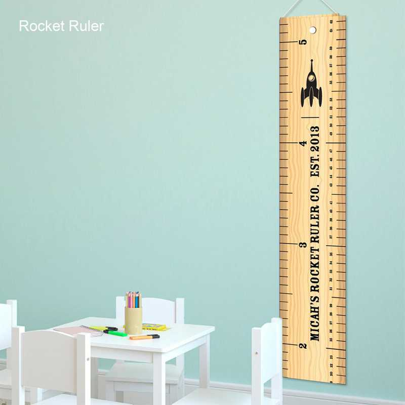 GC925 ROCKET RUL: JDS ROCKET GROWTH CHART-PERS