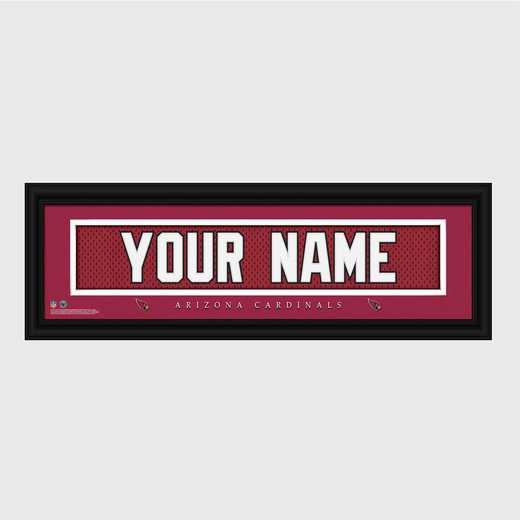 GC1336 Cardinals : JDS Pers Wall Art - NFL - Stitched Letters - Team Print