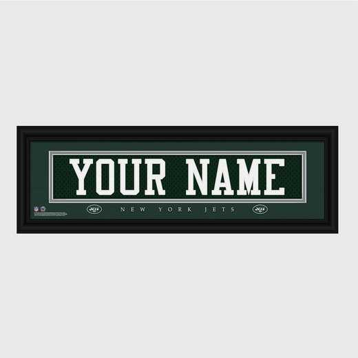 GC1336 Jets : JDS Pers Wall Art - NFL - Stitched Letters - Team Print