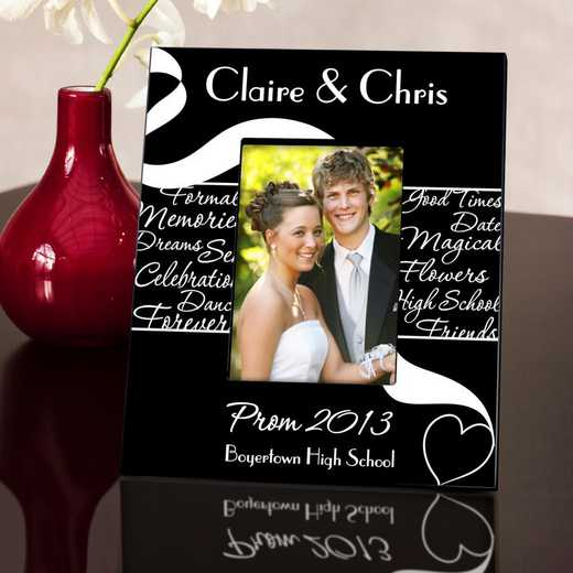 GC455: JDS Personalized Picture Frame - Prom Frame