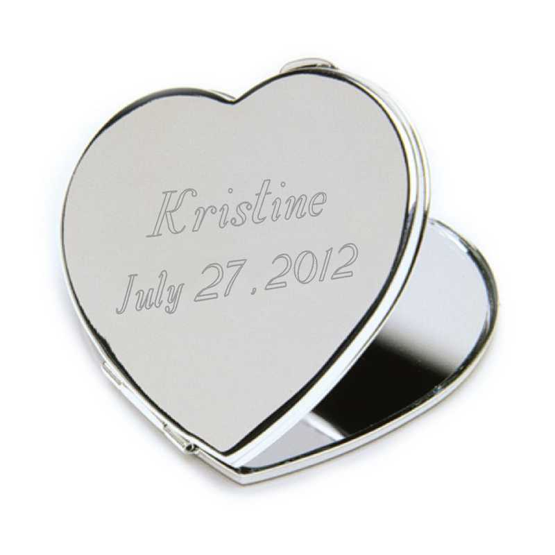 GC190: Personalized Heart Mirror Compact