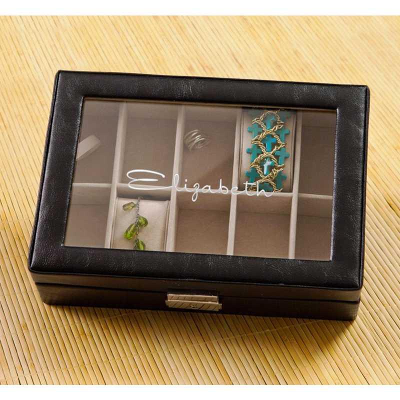GC1083: Personalized Women's Jewelry Box