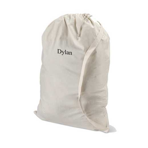 GC1438 KHAKI: Personalized Laundry Bag