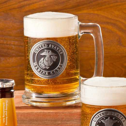GC1221 Marines: Personalized Marines Emblem Steins: Men's
