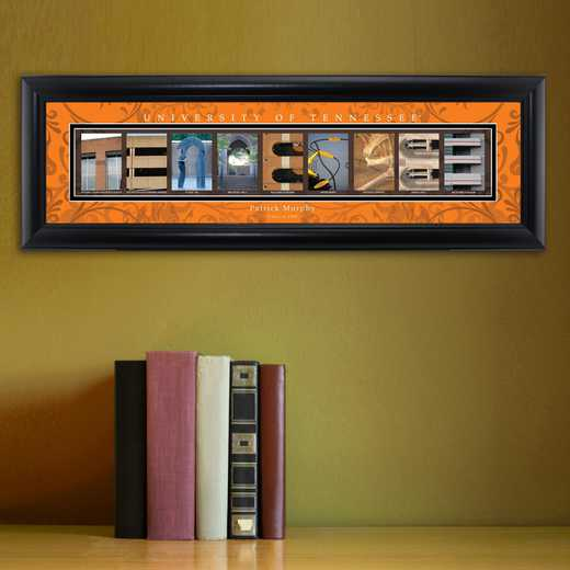 GC1068 TENNESSEE: PERSONALIZED ARCHITECTURAL ART, TENNESSEE