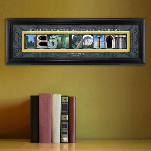 GC1068 WESTPOINT: PERSONALIZED ARCHITECTURAL ART, WESTPOINT