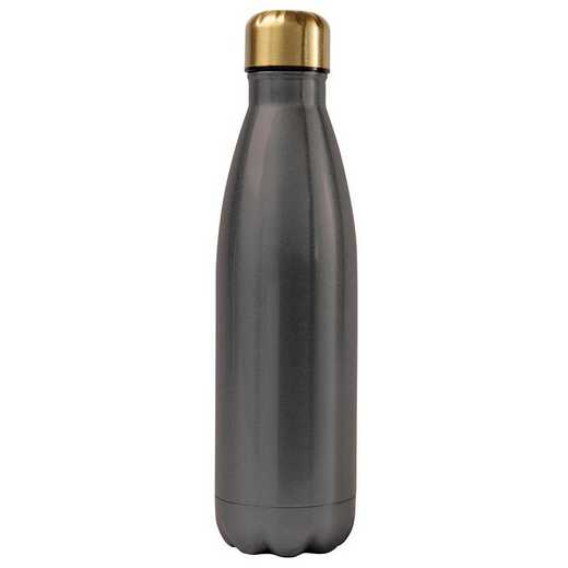 KA311929: Karma WATER BOTTLE  CHARCOAL (S17)