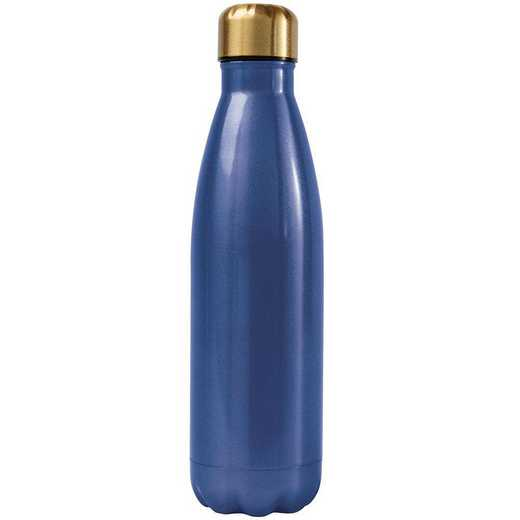 KA321765: Karma WATER BOTTLE  NAVY (F17)