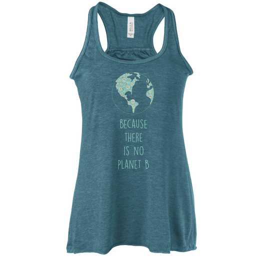 Karma Bella Tank Tops PLANET B