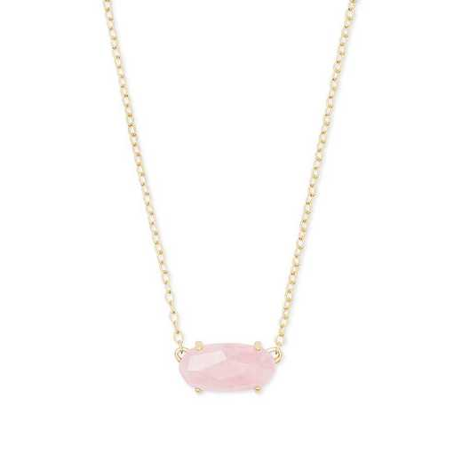 4217717436: EVER NECKLACE GOLD - ROSE