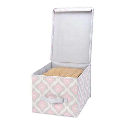 M-77801-CC: NW STORAGE BOX-LRG 12X16X10 - IKAT
