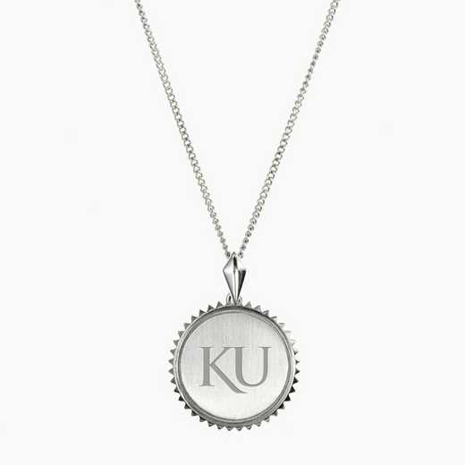 KS0113AU: 14k Yellow Gold Kansas Organic Necklace by KYLE CAVAN