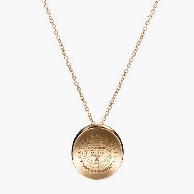 AUB0113: Cavan Gold Auburn Organic Necklace by KYLE CAVAN