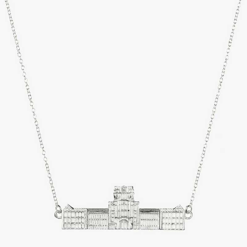 TEN0206: Sterling Silver Tennessee Ayres Hall