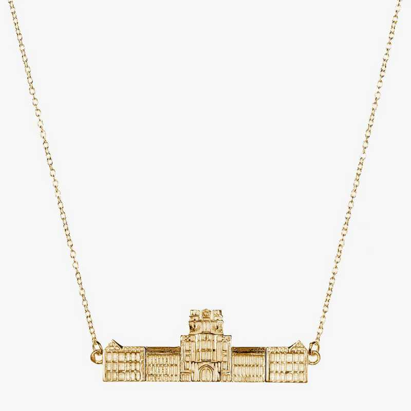 TEN0207AU: 14k Yellow Gold Tennessee Ayres Hall