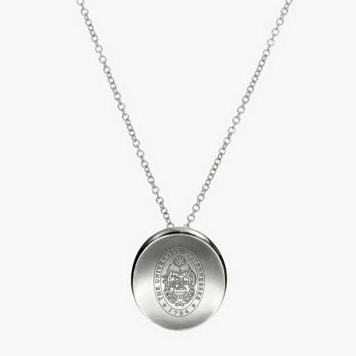 TEN0112: Sterling Silver Tennessee Organic Necklace by KYLE CAVAN