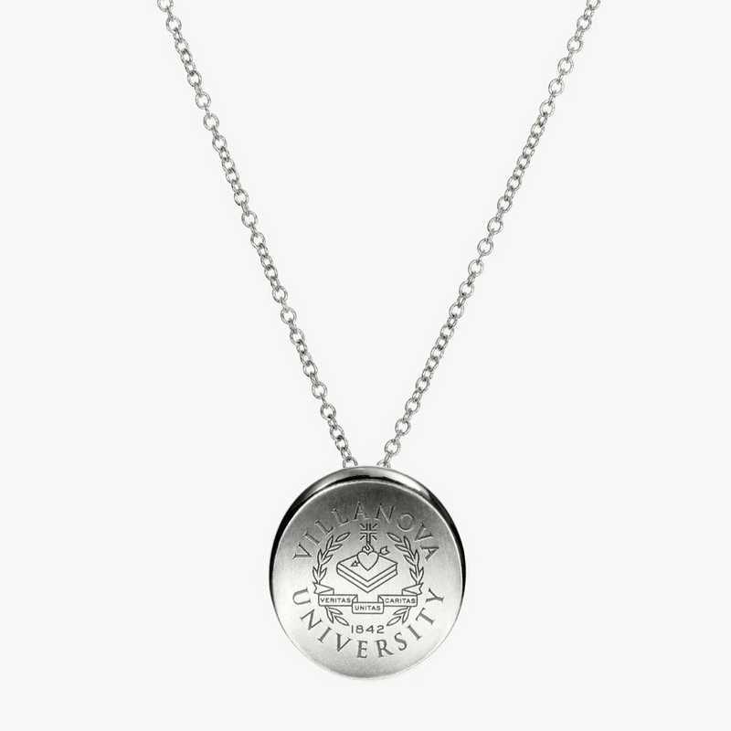 VU0112: Sterling Silver Villanova Organic Necklace by KYLE CAVAN