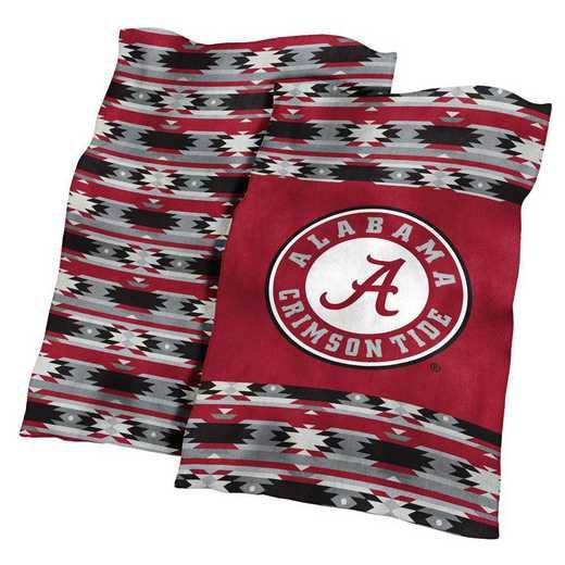 102-27R-1: LB Alabama Reversible Blanket