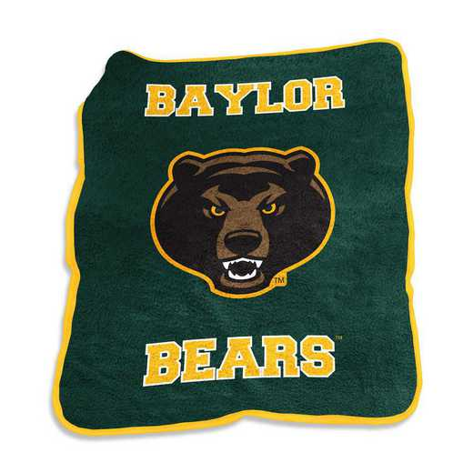 111-29M: LB Baylor Mascot Throw