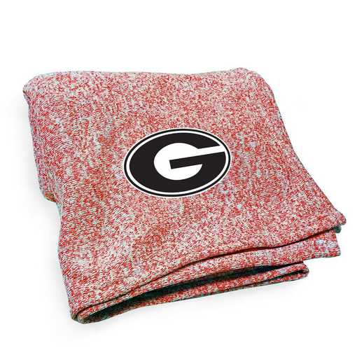 142-24J-1: LB Georgia Jersey Knit Throw